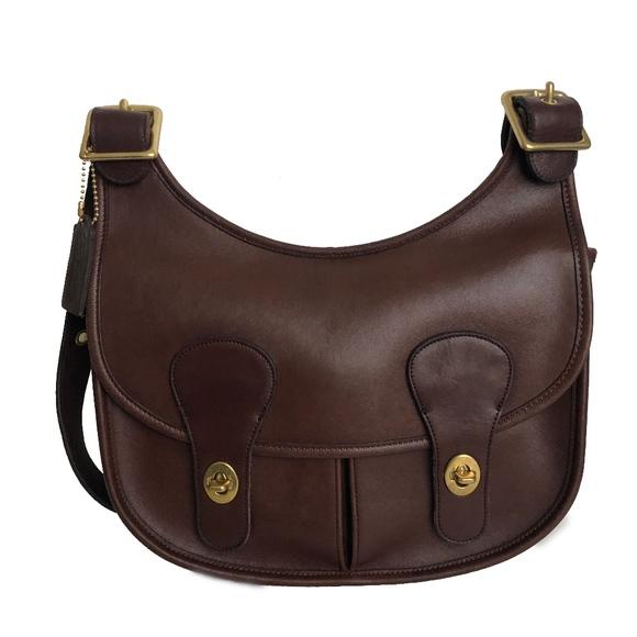 Coach Handbags - Vintage Coach Pony Express Bag Bonnie Cashin